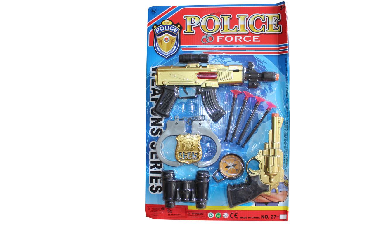 Набор полиция 27-8