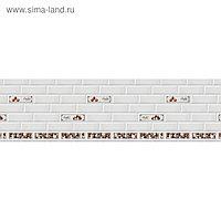Фартук кухонный АБС Керамика Choko 3000х600х1,5 мм