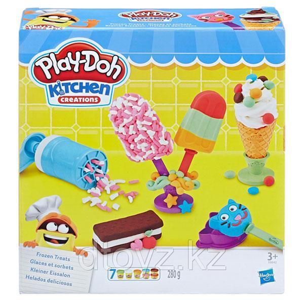 """Hasbro Play-Doh Игровой набор """"Создай любимое мороженое"""""""