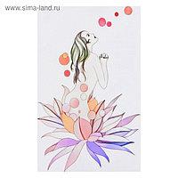 """Набор для творчества """"Филигранный рисунок - девушка в цветке"""""""