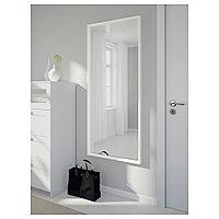 НИССЕДАЛЬ Зеркало, белый, 65x150 см, фото 1