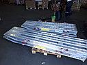 Алюминиевые аппарели от производителя 1,9 метра, 32-45 тонн, фото 5