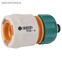 "Коннектор, 1/2"" (12 мм), пластик, RACO Original"