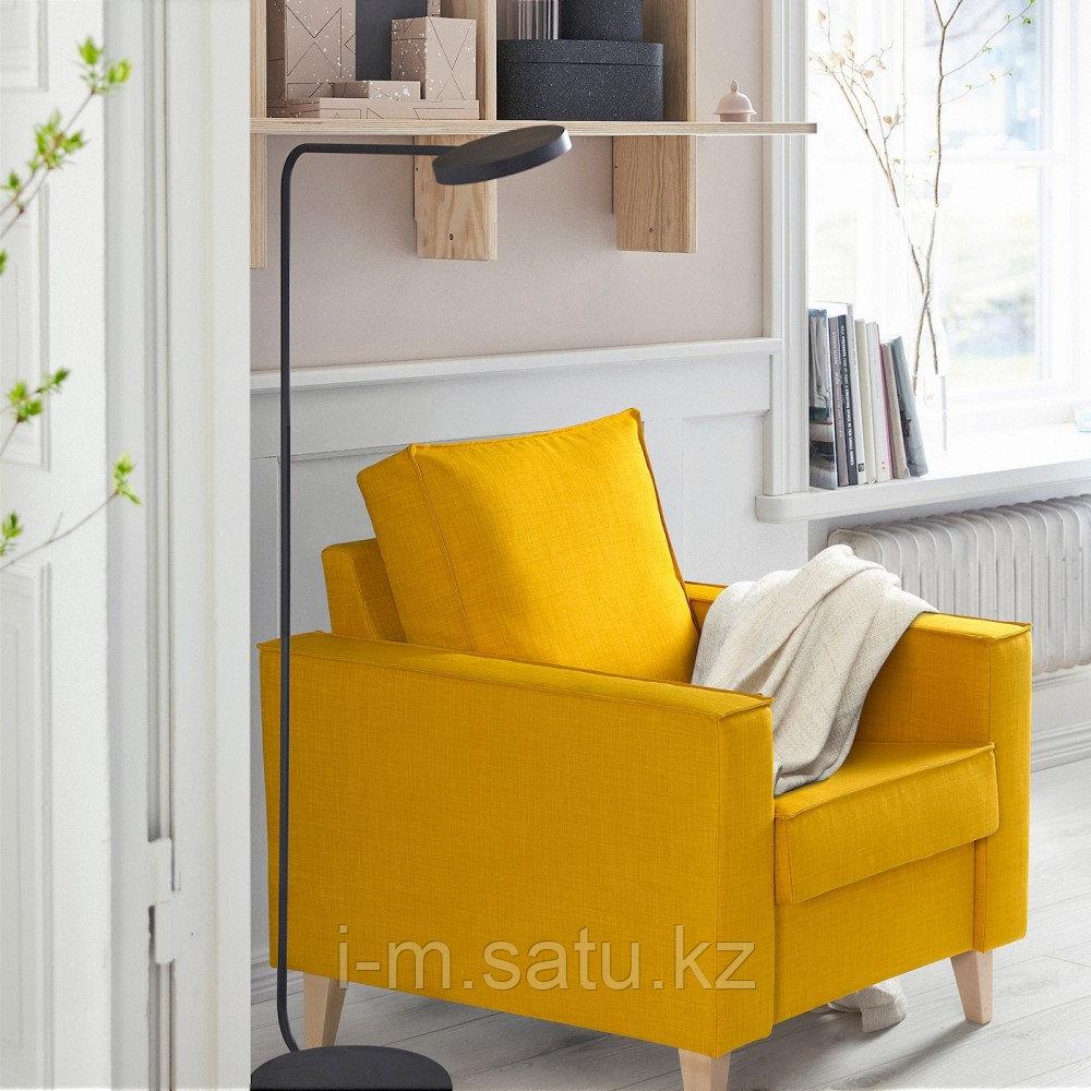 АСКЕСТА Кресло, Шифтебу желтый, Шифтебу желтый