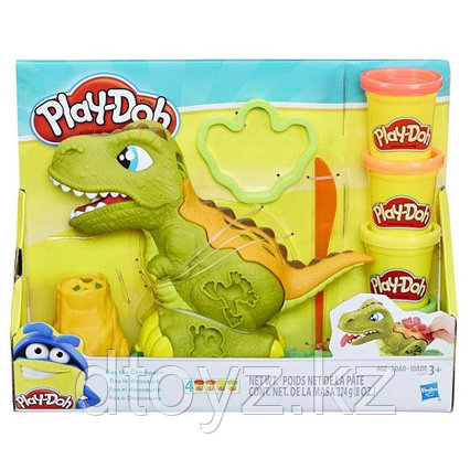 "Hasbro Play-Doh Набор ""Могучий Динозавр"""