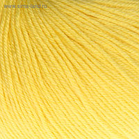 "Пряжа ""Baby Wool"" 20% кашемир, 40% меринос. шерсть, 40% акрил 175м/50гр (833 жёлтый)"