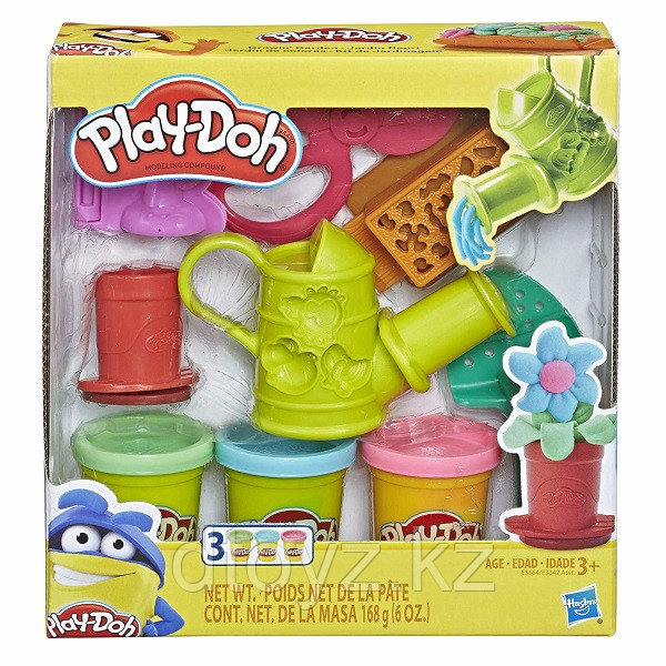 Hasbro Play-Doh Набор Садовника