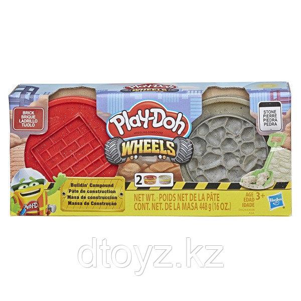 """Hasbro Play-Doh Набор специальной массы """"Wheels"""""""