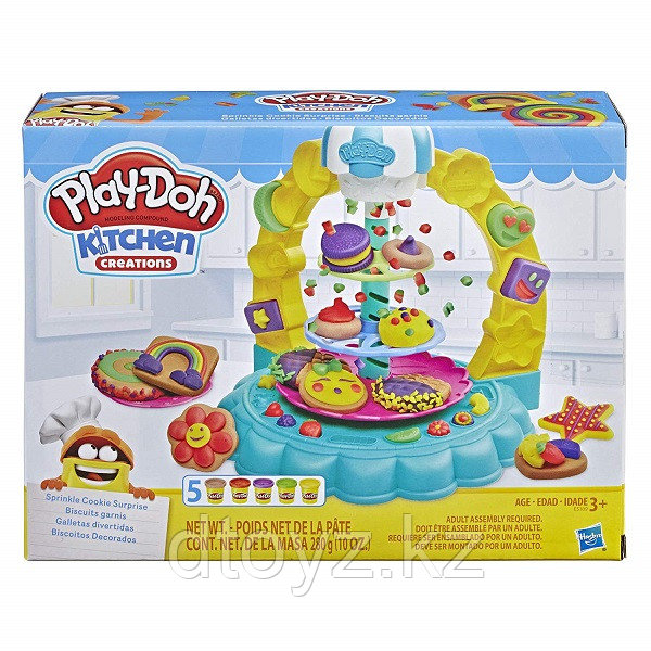 """Hasbro Play-Doh Набор """"Карусель сладостей"""""""