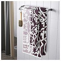 БЛЭДЬЕН Банное полотенце, сиреневый, 70x140 см, фото 1