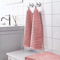 ФЛОДАРЕН Полотенце, светло-розовый, 30x50 см