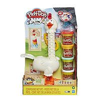 """Hasbro Play-Doh Игровой набор """"Курочка - Чудо в перьях"""""""