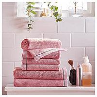 ВИКФЬЕРД Банное полотенце, розовый, 70x140 см, фото 1