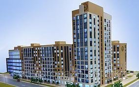 1 комнатная квартира в ЖК Manhattan 5 38.31 м²