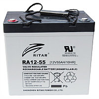 Аккумулятор Ritar RA12-55 12V 55Ah
