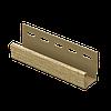 J-Планка для фасадных панелей Stone House кирпич