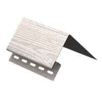 Околооконная планка (длина откосной части 13,5 см) для винилового сайдинга Timberblock