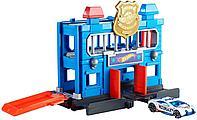Hot Wheels City набор «Полицейский участок» Хот Вилс Город, фото 1