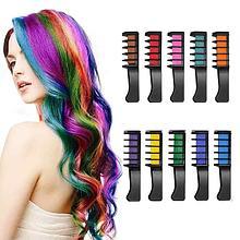 Мелки и временные краски для волос