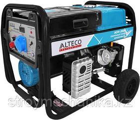 Бензиновый генератор сварочный Alteco Professional AGW-200A