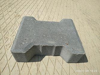 "Тротуарная плитка ""Катушка"" (390х190х188)"