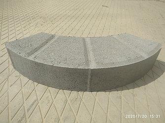 "Тротуарная плитка ""Веер"" (260х120х60)"