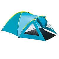 Палатка туристическая Pavillo Active Mount 3 (210+105) х 240 х 130 см, BESTWAY, 68090