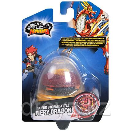 Infinity Nado: 37694 Волчок Компакт, Fiery Dragon