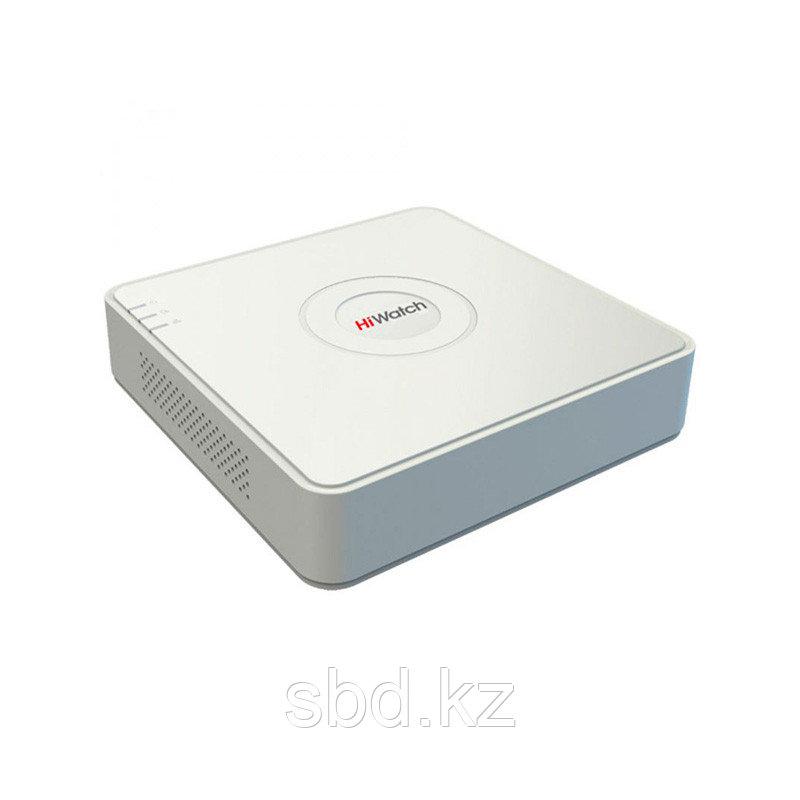 Гибридны видеорегистратор HiWatch DS-H104UA