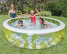 Надувной бассейн intex 57182 229x56cм