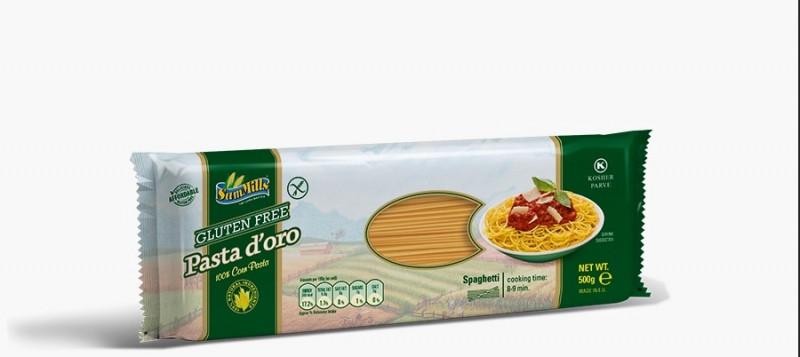 Макароны безглютеновые Sam Mills , спагетти 500 гр