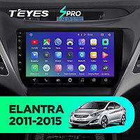 Магнитола Teyes SPRO для Hyundai Elantra 2010-2015