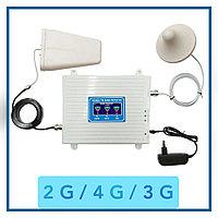 Усилитель сотового сигнала и интернета для мобильных телефонов 4G, 3G, 2G., фото 1