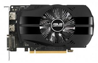 Видеокарта ASUS GeForce GTX1050Ti 4GB (PH-GTX1050TI-4G)