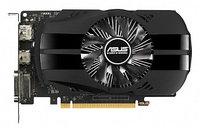 Видеокарта ASUS GeForce GTX1050Ti 4GB (PH-GTX1050TI-4G), фото 1