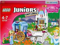 Конструктор LEGO Junior - ЛЕГО Джуниор Карета Золушки