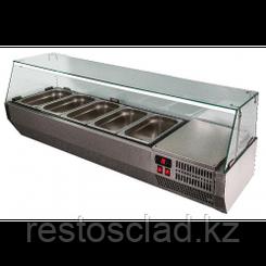 Витрина холодильная POLAIR VTi3v-G (1/3)
