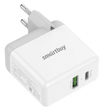 Сетевое зарядное устройство SmartBuy® SBP-2024C