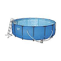 Каркасный бассейн Steel Pro MAX 366 х 133 см