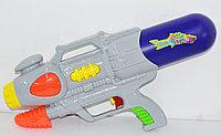 1009 Водяной пистолет  с насосом 35*15см, фото 1