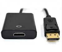 Displayport M - HDMI F мультимедийный конвертер