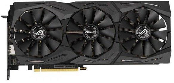 Видеокарта ASUS GeForce RTX2060 GDDR6 6GB (ROG-STRIX-RTX2060-6G-GAMING)