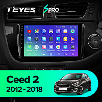 Магнитола Teyes SPRO для Kia Ceed 2012-2018