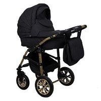 Детская коляска SANTA MONICA 2в1 Sm 07 черный