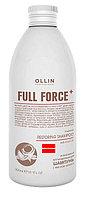Шампунь 300мл восстанавливающий с маслом кокоса Ollin Full Force