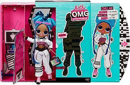 Кукла L.O.L. Surprise O.M.G. Chillax3 серия лол ОМГ