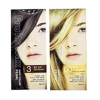 Welcos Краска для волос Welcos Fruits Wax Pearl Hair Color