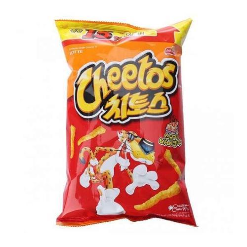 LOTTE CHILSUNG LOTTE Cheetos Читос барбекю