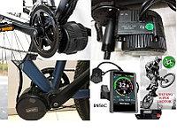 Эл. набор Bafang 8FUN BBS02 48v 750w с цветным дисплеем TFT-850C кареточный на велосипед.(68-72mm) Без аккум.