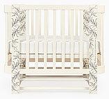Люлька-кроватка Happy Baby MOMMY LOVE by Alena Akhmadullina 95024 Milky, фото 6